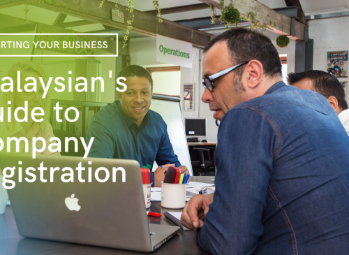 Malaysian's guide to company registration of Sdn Bhd on Online