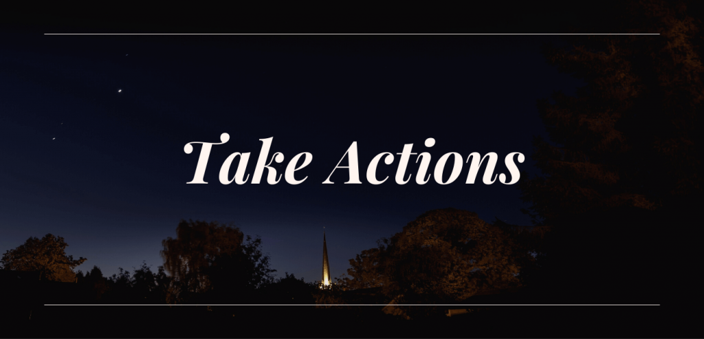 Take Actions