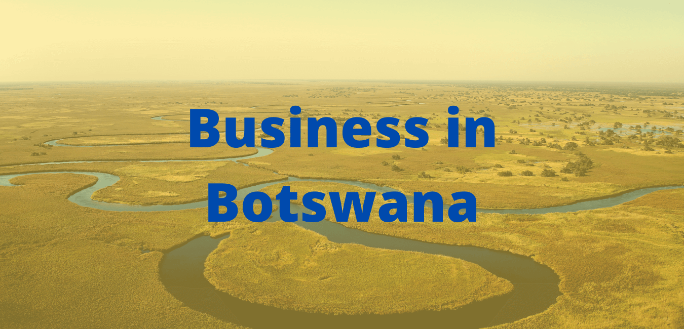 Business in Botswana
