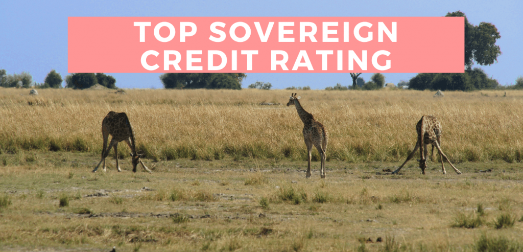 Top sovereign credit rating