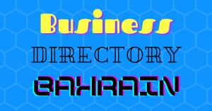Business Directory Bahrain