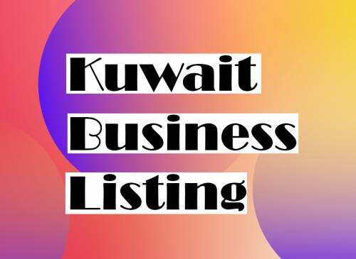 Kuwait Business Listing Sites