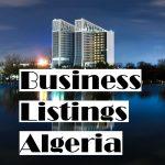 Business Listings in Algeria