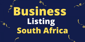 Business listing in South Africa